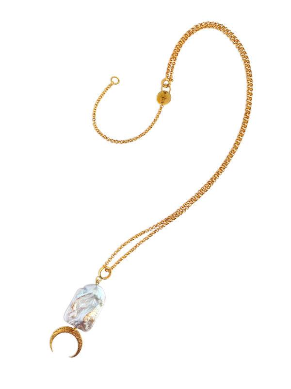 kobiecy naszyjnik z perłą Sea Opulence