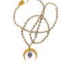 Naszyjnik z kamieniami Mystic Moon_Iluzja Jewellery
