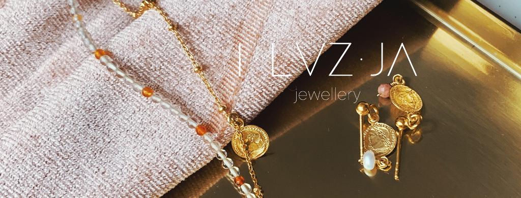 biżuteria złota i biżuteria pozłacana - złoty naszyjnik IluzjaJewellery