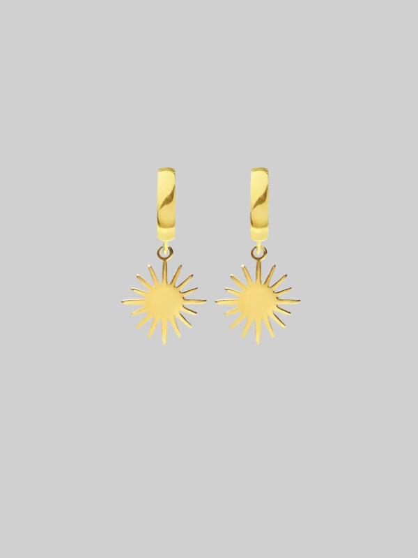 Kolczyki z gwiazdami Vibrant Stars