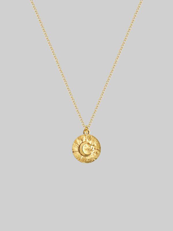 Medalion z księżycem Sacred Night