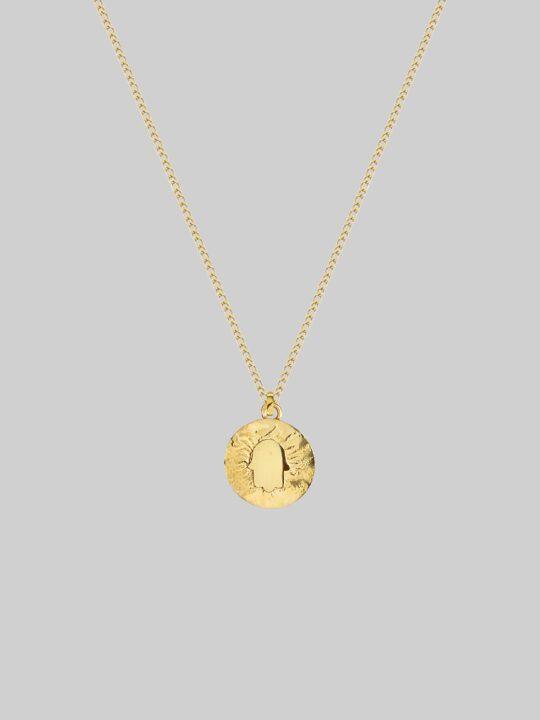 Ochronny medalion Guardian Hamsa