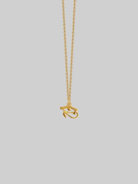 naszyjnik oko Horusa iluzja jewellery