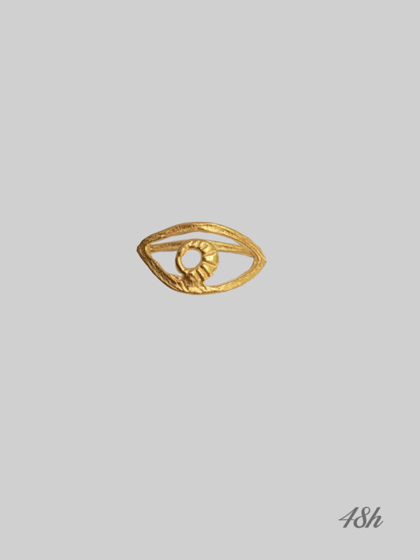 pierscionek oko iluzja jewellery